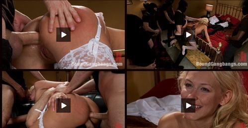 Gangbang porn scene this week : Gangbang Porn